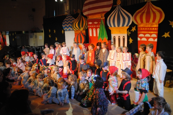 Dunannie's performance of Babushka