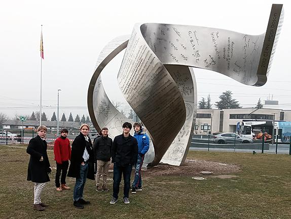CERN-trip